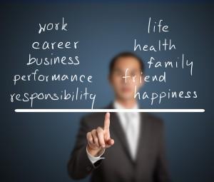 Executive / life work balance